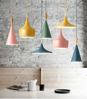 Modern Nordic Pendant Lamps Departments Dining Room Entryway Lighting Living Room Rooms