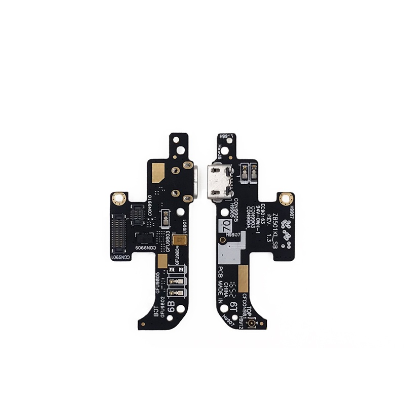 New USB Charge Charging Mic Microphone Board Flex Cable For Asus Zenfone Live A007 ZB501KL Mobile Phone