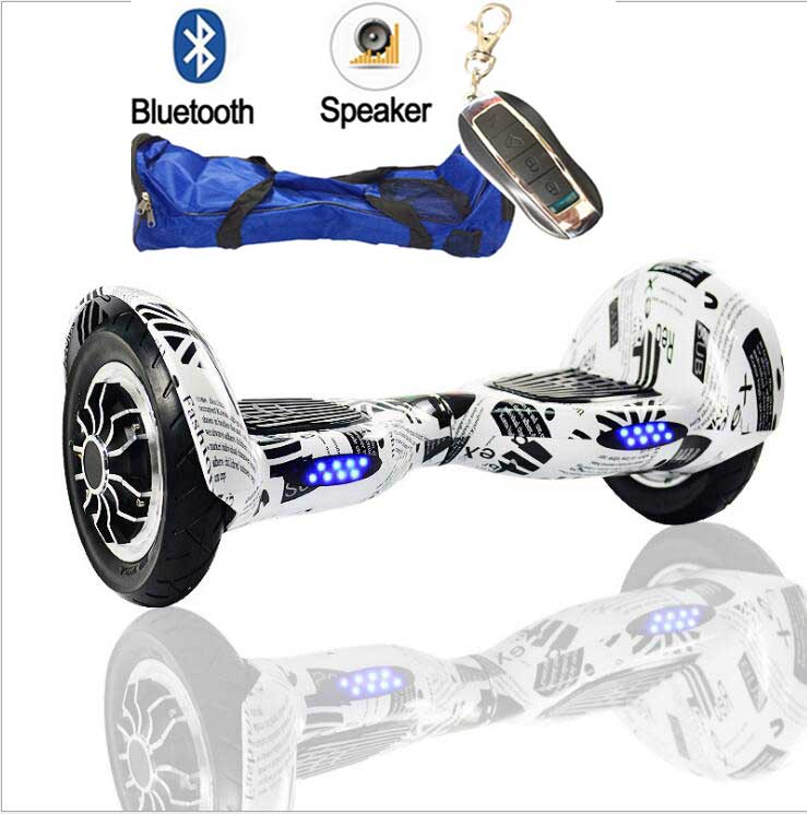 UL 2272 Samsung battery electric Hoverboard 10 inch self balance electric scooter overboard oxboard Balance standing hover board