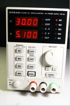 KORAD KA3005D Лаборатория Класс Точность Переменный Цифровой Регулируемый питания регулируемая мощность источник Питания ПОСТОЯННОГО ТОКА 4 Шт. ма Дисплей 30 В/5A