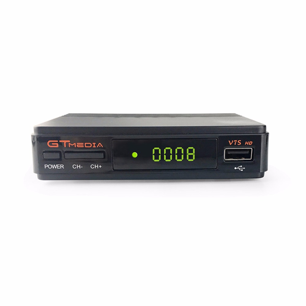 Freesat V7S HD Satellite Receiver Full 1080P DVB-S2 HD Support Ccam powervu youpron set top box power vu VS FREESAT V7