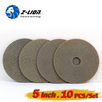 Z Lion Electroplated Polishing Pad 5 4pcs Set