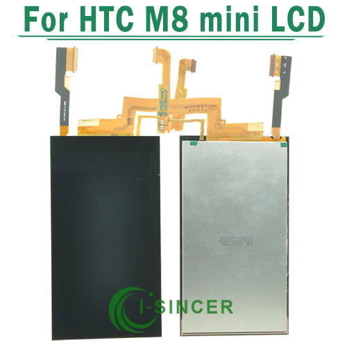 1/PCS For HTC One M8 mini LCD Display With Touch Screen Digitizer Asembly Free Shipping