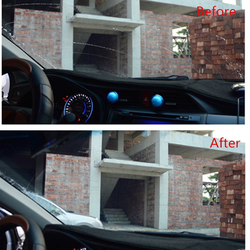 Universal Auto Car Vehicle Windshield Wiper Blade Refurbish Repair Tool Restorer Windshield Scratch Repair Kit Cleaner