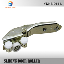 YD OE#701 843 335 A FOR VW T4 TRANSPORTER CARAVELLE SLIDING DOOR ROLLER GUIDE MIDDLE LEFT and ARM