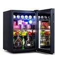 62L холодильники для холодного хранения  холодильники для вина  прозрачные стеклянные двери  морозильные камеры для чайных напитков-5to10 град...