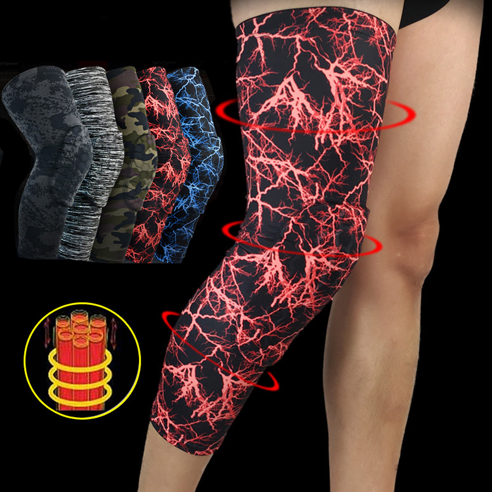 Knee Pads Basketball Sports Knee Protectors Anti-collision Protective Gear LFSPR0006