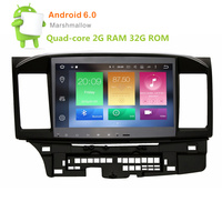 10 1 Android 6 0 Octa Core 2Gb RAM 32Gb ROM Car GPS Radio Player For