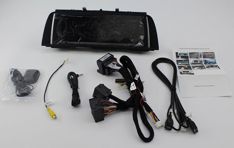 LiisLee Car Multimedia GPS Audio Hi-Fi Radio Stereo For BMW 5 Series F10 F11 2010~2012 Original CIC Style Navigation NAVI (1)
