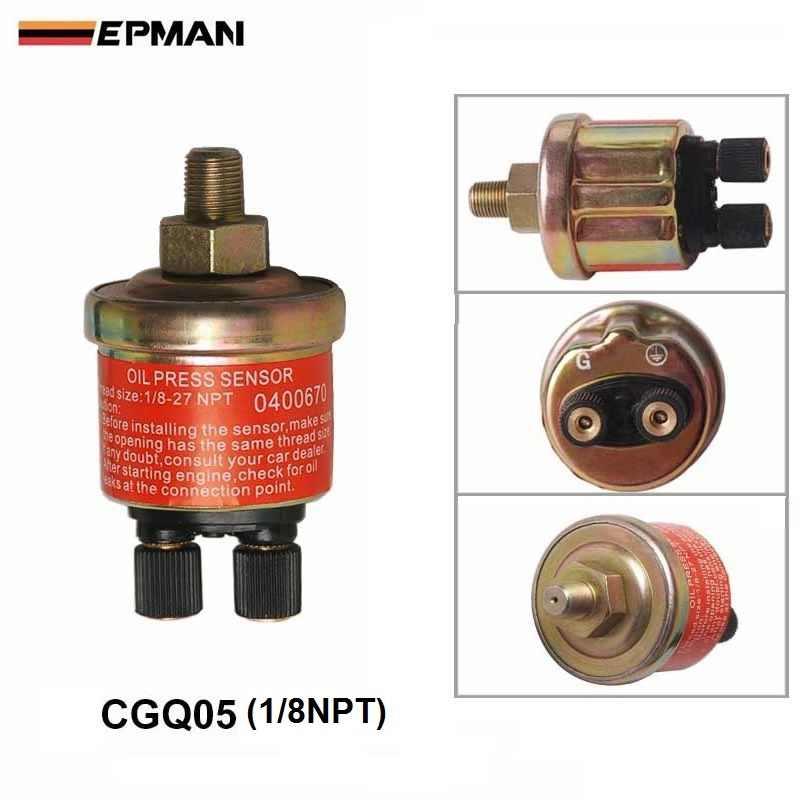 قطعة بديلة لمستشعر ضغط الزيت لقياس ضغط الزيت فقط لقياس متجرنا لشركة فولكس فاجن EP-CGQ05