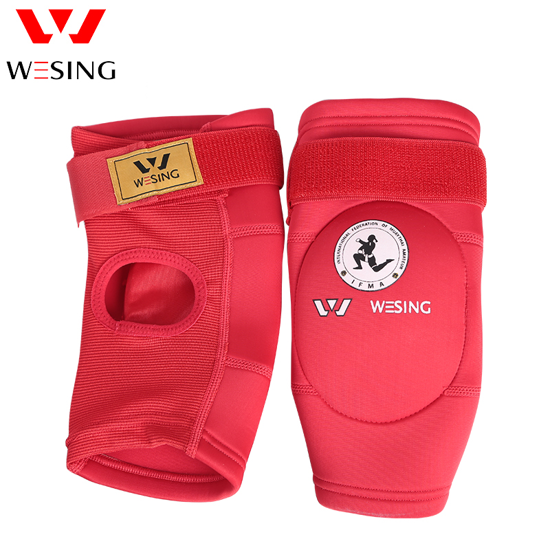 free shipping sanda,muay thai,taekwondo,karate knee pad elbow pad muay thai arm pad ...