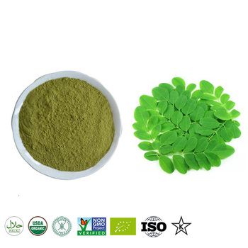 100% Natural Moringa leaf powder