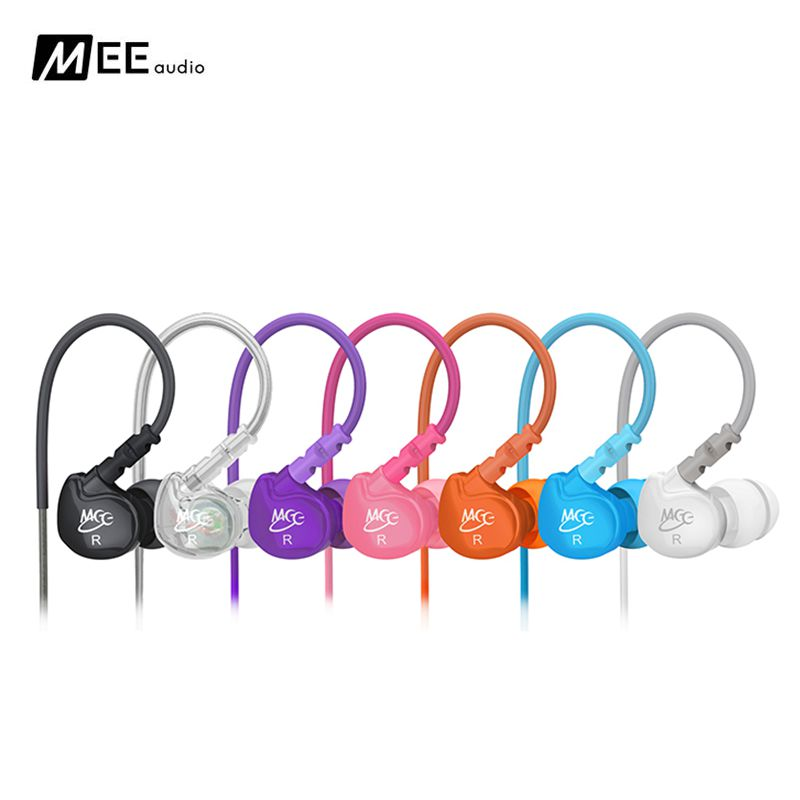 MEElectronics M6P Sport-FI Mini Earbuds earphones Wired Professional In Ear Sport Detach Earphone With Mic Stereo Bass Headset
