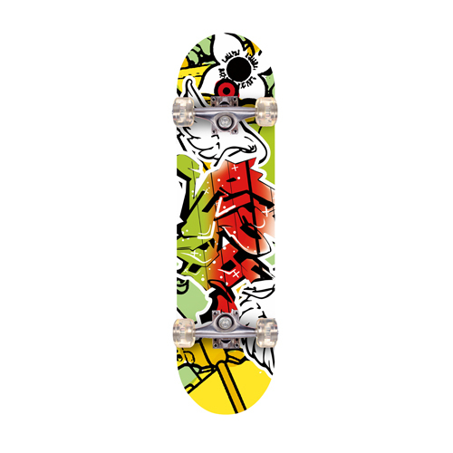 Winmax 9 Piles Chinese Maple Skateboard