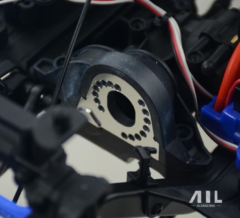 Traxxas TRX4 ALLRC-alliage-base-du-moteur-support-moteur-si-ge-pour-traxxas-trx-4-sur-chenilles-rc