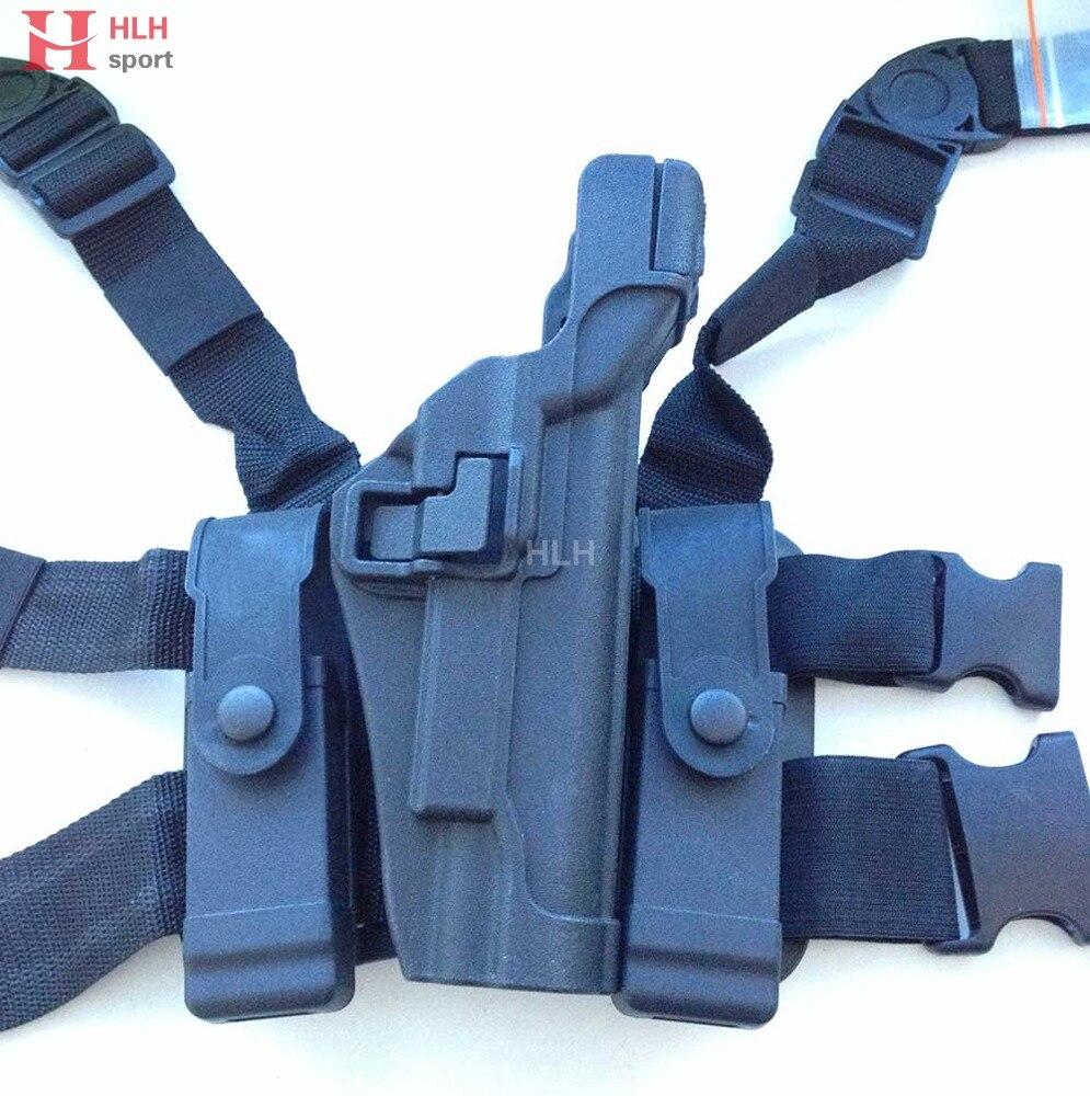 இLV3 Tactical 1911 pistolera airsoft ejército de combate auto Lock ...