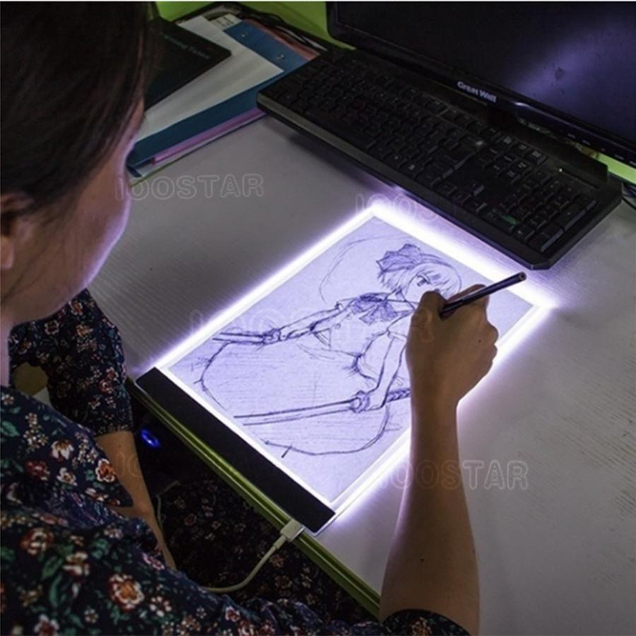 Diamond Painting A4 Luminescent Panel Dimmable A4 LED Light Tablet Ultrathin 3.5mm Pad Apply to EU/UK/AU/US/USB Plug Diamond Painting A4 Luminescent Panel Dimmable A4 LED Light Tablet Ultrathin 3.5mm Pad Apply to EU/UK/AU/US/USB Plug