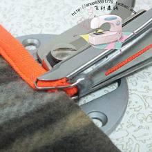 Промышленная швейная машина, Обрезной цилиндр, плоский средний толстый материал, Тяговая трубка, обрезное устройство, Обрезной ролик, кран