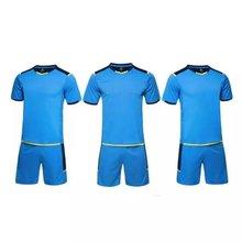 Full Sublimation Soccer Jersey Training Uniform Kids Football Shirt Best  Polyester Sports blank soccer jerseys FG 9e83208fc