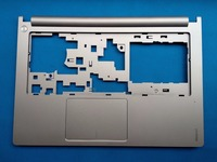 New Palmrest cover for Lenovo M30 70 Laptop Upper Cover without touchpad silver