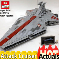 lepin star wars 05077 Genuine The UCS Rupblic Destroyer Cruiser ST04 Building Blocks Bricks birthday gift legoinglys boys toys