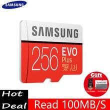 SAMSUNG Evo Micro SD Card 32GB 64GB 128GB 256GB 400GB Memory Card C10 U1 Flash TF Microsd Card for Phone Computer SDXC SDHC