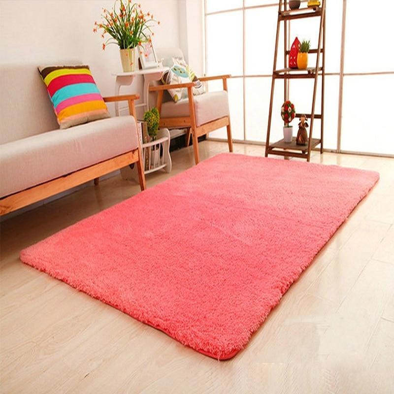 60*120cm Multi Colors Carpet Bedroom Decorating Soft Floor Carpet Living  Room Floor Rugs Slip - Online Get Cheap Plush Rugs -Aliexpress.com Alibaba Group