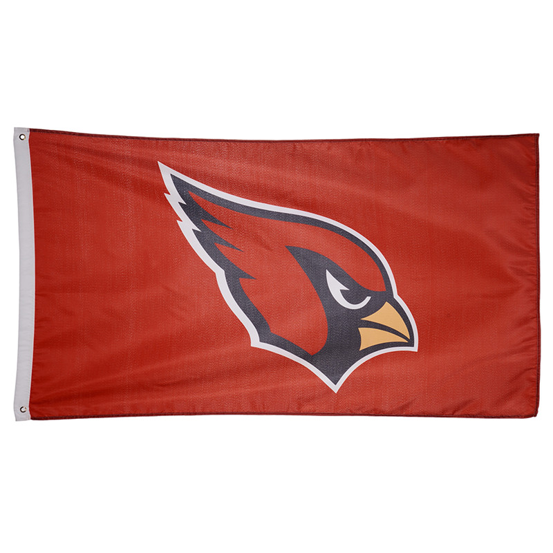 USA Arizona Cardinals Flag Polyester Digital Printing Team Flag 3*5ft 90*150cm Banner fo ...