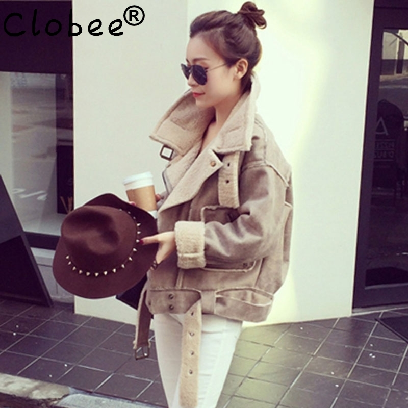 Online Get Cheap Shearling Coats Women -Aliexpress.com | Alibaba Group