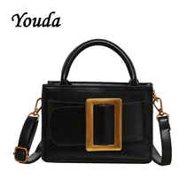 Youda Simple Retro Style Mobile Phone Bag Fashion Vintage Casual Messenger Original Classic One-shoulder Flip Bags