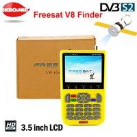 Freesat V8 Finder Digital Finder 3 5 Inch LCD Digital SatFinder DVB S2 MPEG 4 Free