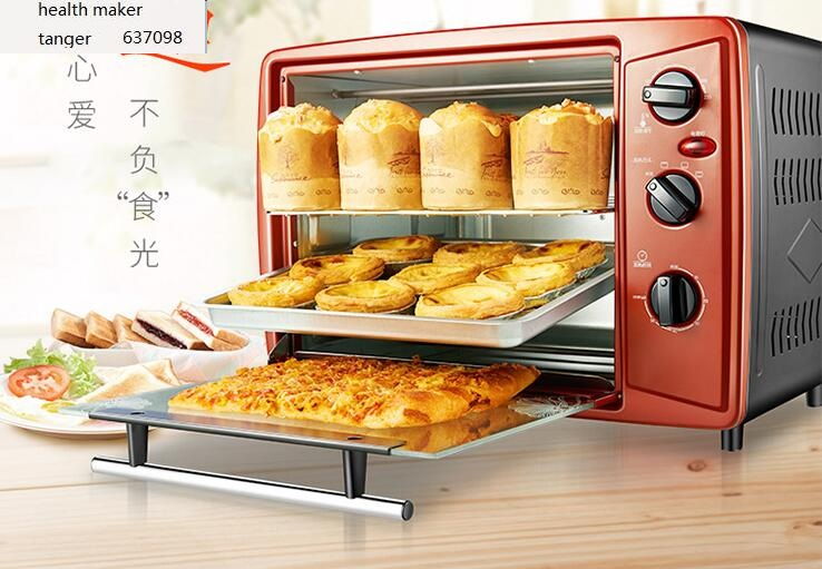 CHINA Joyoung KX 30J601 electric oven household multifunctional baking 110 220 240V 30L electrical baking oven|oven electric|oven oven|oven baking - title=
