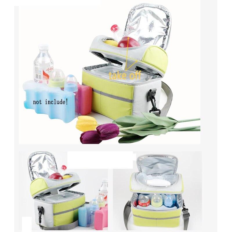 térmica piquenique sacolas de comida Lining Material : Aluminum Foil