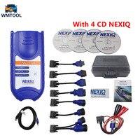 Новый NEXIQ Авто Heavy Duty Truck сканер инструмент NEXIQ USB ссылку на продажа Nexiq 125032 USB Link NEXIQ USB ссылка лучше чем DPA5