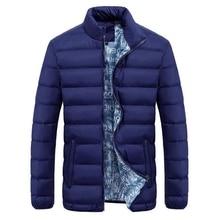 high quality Warm Men's Jacket Thick Warm Fur Collar Cotton Jacket Men Comfortable Cotton Hooded  Short Jacket large size 4XL