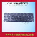 Brand New Laptop Keyboard For HP DV6-6000 DV6-6100 Series Keyboard With Frame Russian Black 90.4RH07.S0R