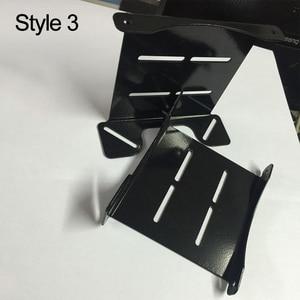 Image 4 - Кулер для водяного охлаждения компьютера 120 мм, радиатор с внешним креплением, кронштейн вентилятора, поддержка 12 см, также для водяного насоса
