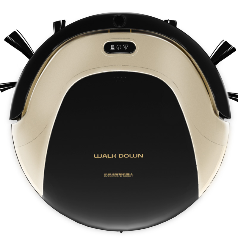 Sweeping Robot Vacuum Cleaner Intelligent Household Clean The Gyro Planning Sweep Suction One Recharge Anti-drop Reservation