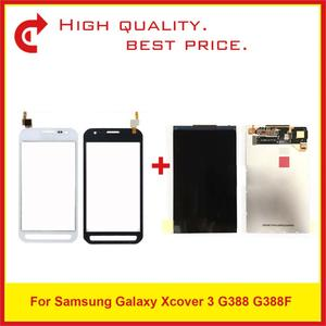 """Image 1 - High Quality 4.8""""  For Samsung Galaxy Xcover 3 G388 G388F Lcd Display with Touch Screen Free Shipping+Tracking Code"""