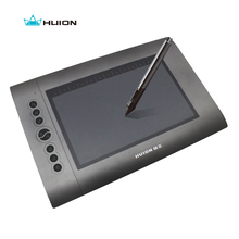 New HUION H610 10″ x 6″ 4000 LPI 220 RPS 2048 Levels Genuine Drawing Tablets Art Graphics Tablet Professional Signature Tablets