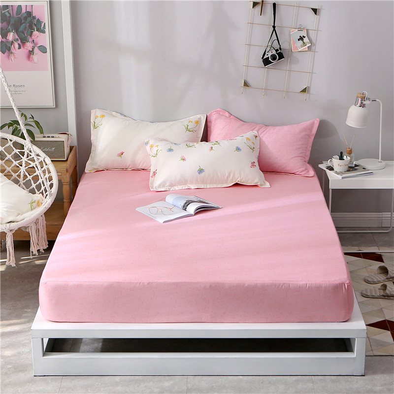 Liv Esthete Small Floral Pastoral Bedding Set Decor Soft Duvet Cover Fitted Sheet Pillowcase Bed Linen For Adult Kids Bedspread in Bedding Sets from Home Garden