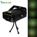 Mini DJ Club Disco Projector Stage Laser Light Green Red Music Control Function AC110-240V EU US UK AU Plug