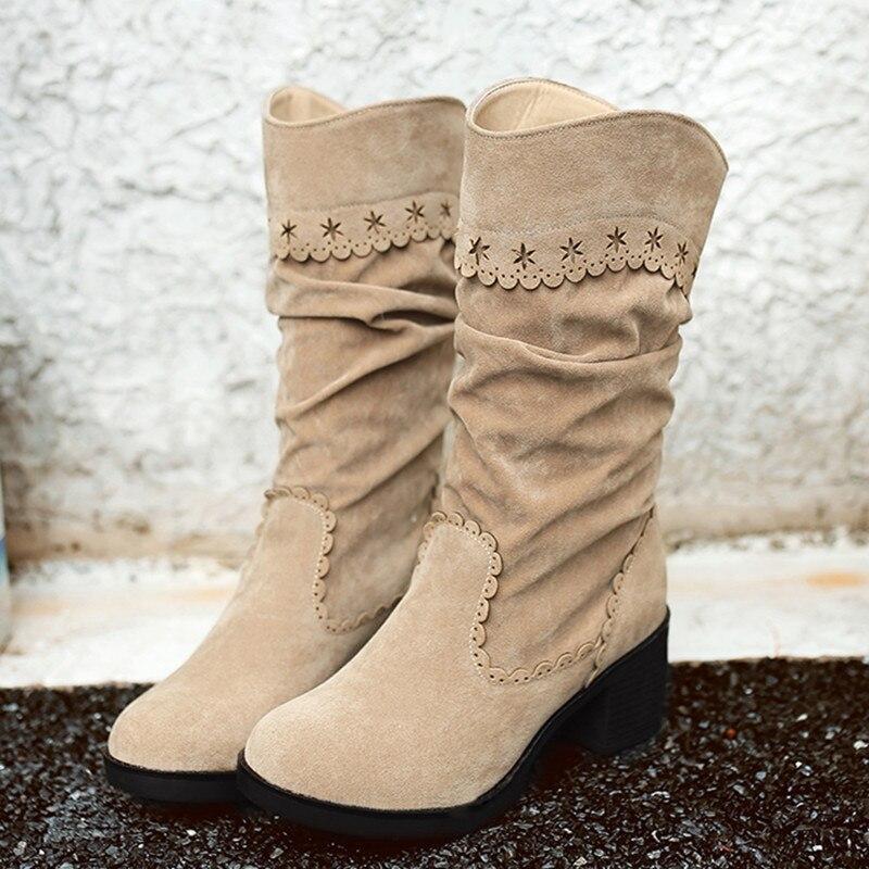 Popular Cowboy Boots Promotion-Shop for Promotional Popular Cowboy