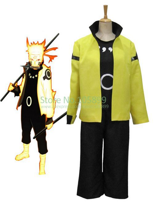 Uzumaki font b Naruto b font font b Naruto b font font b Cosplay b font