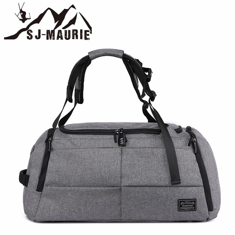 Dropwow 2018 Stylish Men Travel Luggage Bag Sport Fitness ... f4276a938c