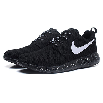 Nike Roshe Run Women's Running Shoes,Original Women Outdoor Sports Sneakers Trainers Shoes,Breathable Air Mesh Shoes 1