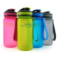 1000ML 650ML 550ML Eco-Friendly Tritan sports Water Bottles Scrub coffee tea milk Space  climbing Hiking Cycling Bottle