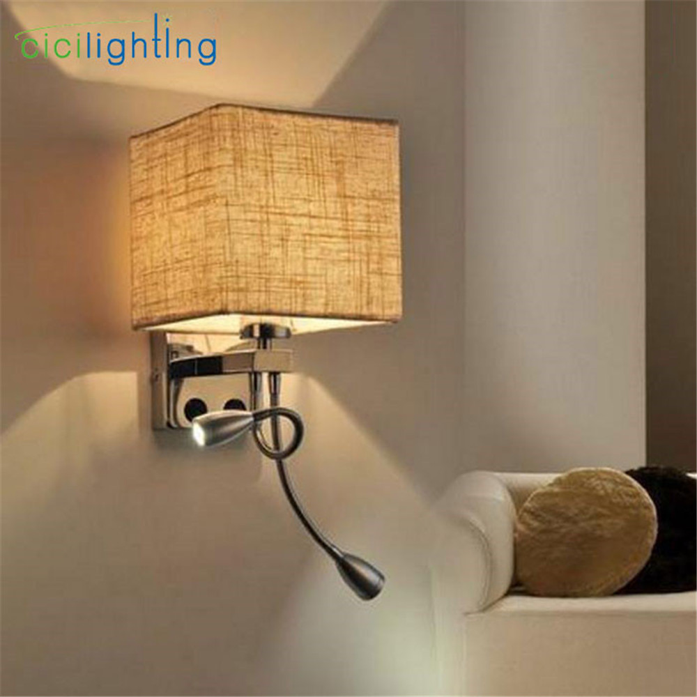 modern living room bedroom hotel balcony hallway wall lamp LED bedside hose lamp fabric lampshade switch segment control lights tim dixon urban regeneration and social sustainability best practice from european cities