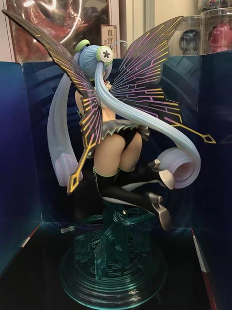 26cm Tony Aion Laine sexy girl Anime Action Figure PVC New Collection figures toys Collection for Christmas gift