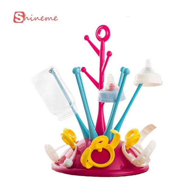 Мода детские бутылочки сушилка для клетке детской бутылочки, соски срок высыхания осушитель очистки соску держатель для бутылки с водой